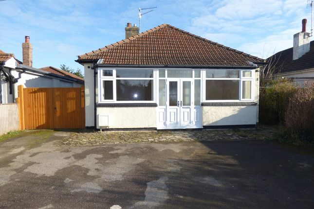 Thumbnail Detached bungalow for sale in Passage Road, Henbury, Bristol