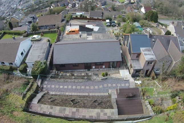 Thumbnail Detached bungalow for sale in 30 Lletty Harri, Port Talbot, West Glamorgan