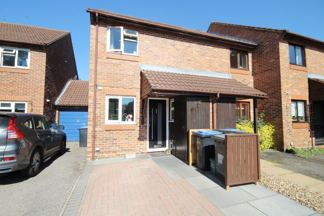 2 bed end terrace house for sale in Rhodes Close, Egham TW20