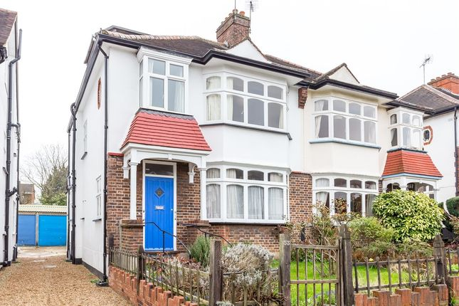 4 bed semi-detached house for sale in Claremont Road, Ealing