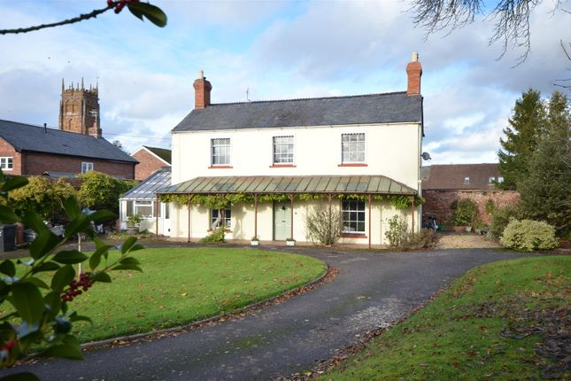 Thumbnail Detached house for sale in Mount Street, Bishops Lydeard, Taunton