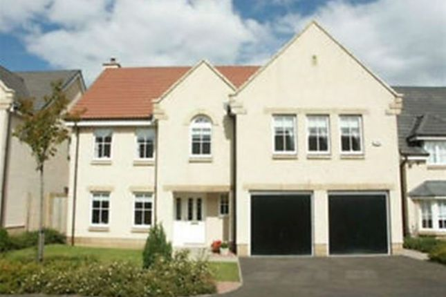 Thumbnail Detached house to rent in Cant Crescent, St. Andrews