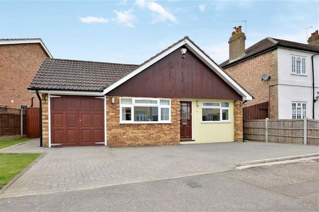 Thumbnail Detached bungalow for sale in Charles Street, Epping
