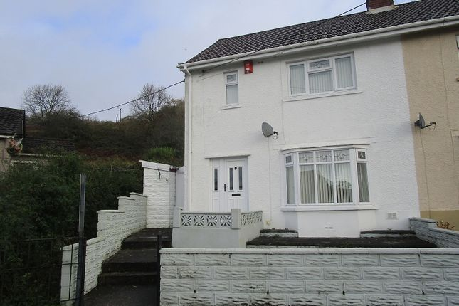 Thumbnail Semi-detached house for sale in Tanygarth, Abercrave, Swansea.