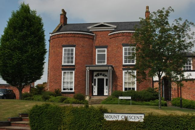 Thumbnail Flat to rent in The Mount, Whitchurch, Shropshire