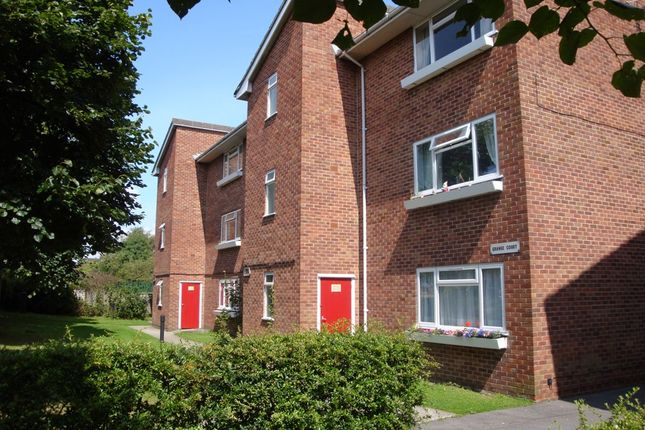 Thumbnail Flat to rent in Grange Court, Newbury
