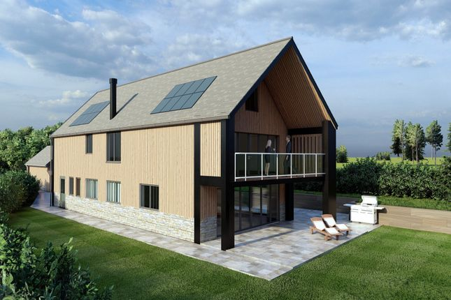 Thumbnail Detached house for sale in Mutterton, Near Cullompton