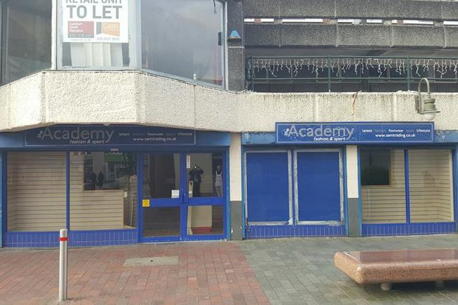 Thumbnail Retail premises to let in 16/18 Market Square, Merthyr Tydfil