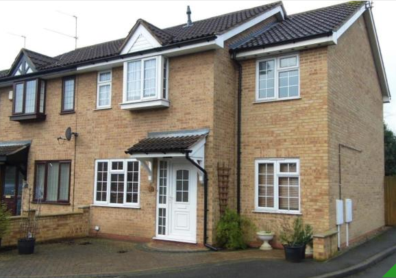 Thumbnail Semi-detached house to rent in Swift Close, Mickleover, Derby