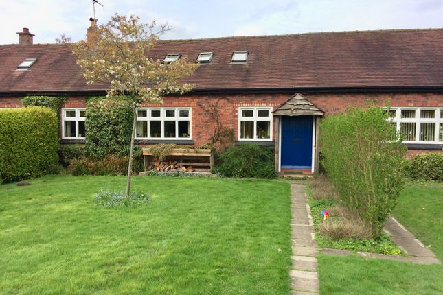 Thumbnail Cottage to rent in Middlewich Road, Lower Peover