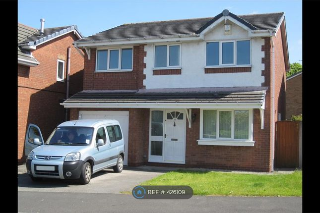 Thumbnail Detached house to rent in Woodhurst Drive, Standish, Wigan