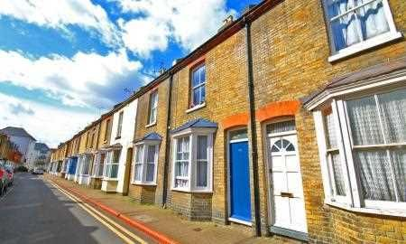 Terraced house to rent in St. Peters Grove, Canterbury