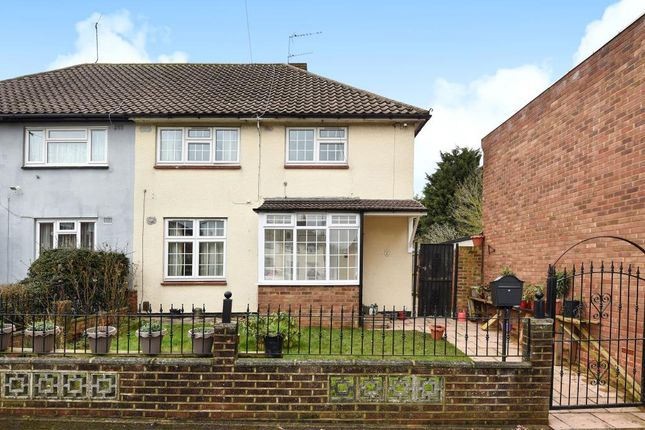 Thumbnail Semi-detached house to rent in Ely Gardens, Borehamwood