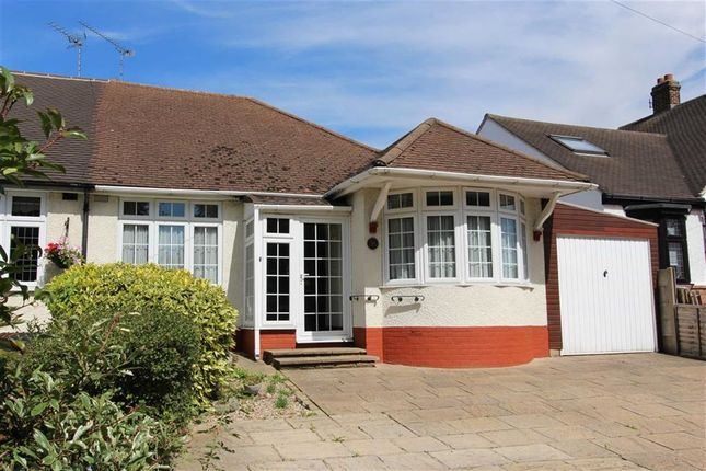 Thumbnail Semi-detached bungalow for sale in Whitehall Road, North Chingford, London