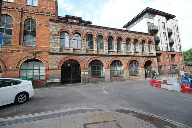 Thumbnail Property to rent in Christopher Thomas Court, Old Bread Street, Bristol