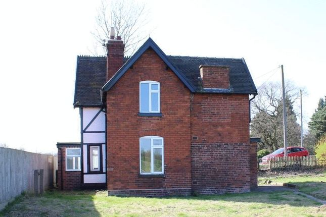 Thumbnail Detached house to rent in Egginton, Derby