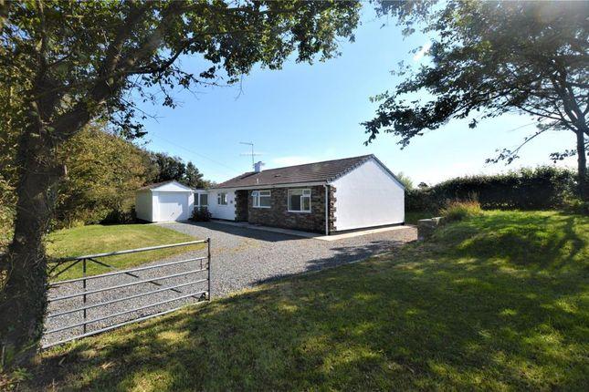 4 bed detached bungalow to rent in Ruan Minor, Helston, Cornwall TR12