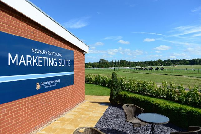 "Thumbnail Flat for sale in ""Lockinge House"" at Racecourse Road, Newbury"