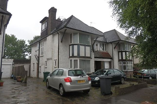 Thumbnail Semi-detached house to rent in The Ridgeway, Finchley, London