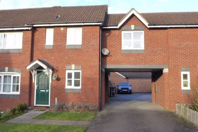 Thumbnail Mews house for sale in Faulconbridge Way, Heathcote, Warwick