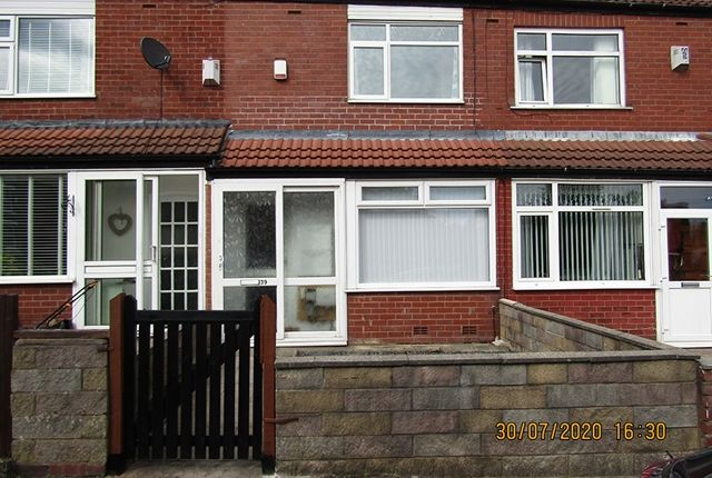 Thumbnail Terraced house to rent in Greenhill Road, Middleton, Manchester
