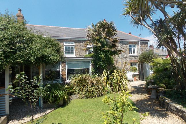 Thumbnail Semi-detached house for sale in Rose, Truro