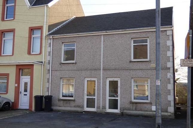 Thumbnail Flat to rent in St. Johns Terrace, Neath Abbey, Neath .