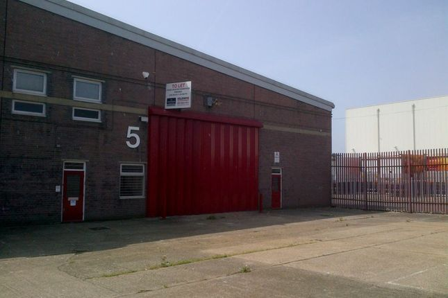 Industrial to let in Unit 5, Meridian Trading Estate, Bugsbys Way, Charlton, London