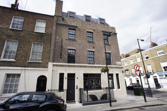 Thumbnail Flat for sale in Sale Place, London