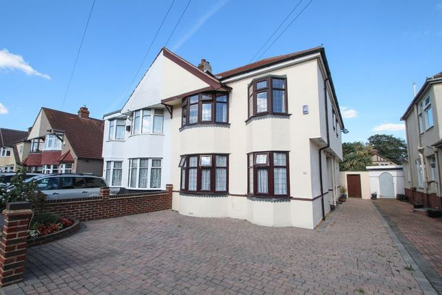 Thumbnail Semi-detached house for sale in Falconwood Avenue, Welling