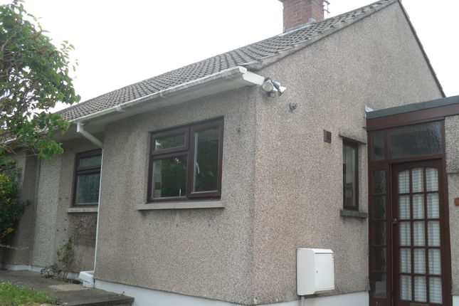Thumbnail Bungalow to rent in School Road, Wrington