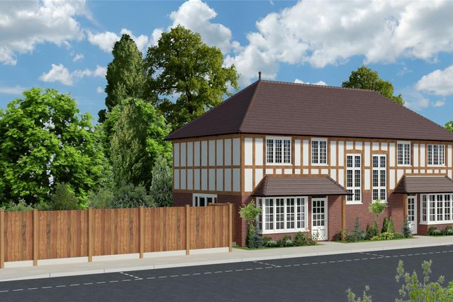 Thumbnail Semi-detached house for sale in 1A St. Augustines Place, St. Augustines Avenue, Bromley, Kent