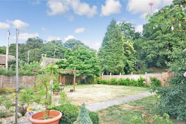 Thumbnail End terrace house for sale in Lees Road, Willesborough, Ashford, Kent