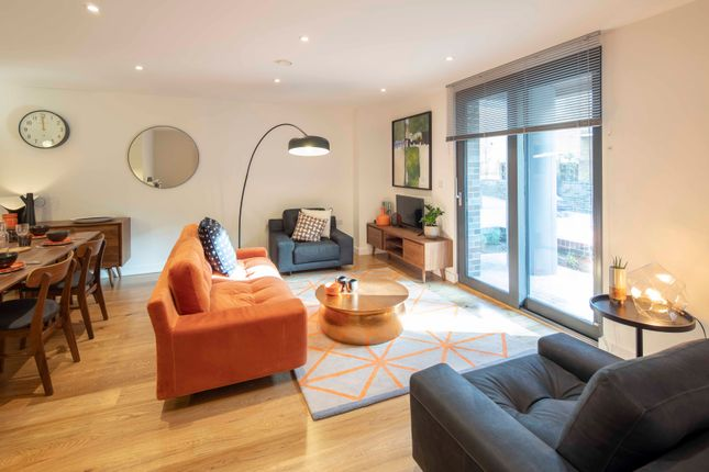 Thumbnail Flat for sale in 66 Dalston Lane, London