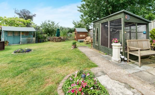 Thumbnail Bungalow for sale in The Crescent, Boughton-Under-Blean, Faversham, Kent