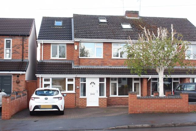 5 bed semi-detached house for sale in Water Street, Kingswinford DY6