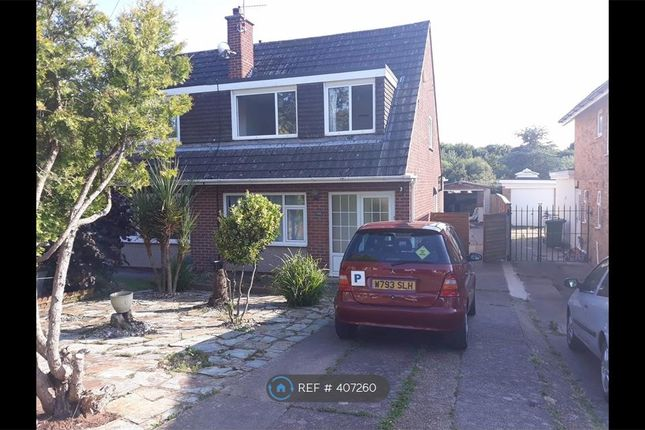 Thumbnail Semi-detached house to rent in Rivermead Road, Exeter