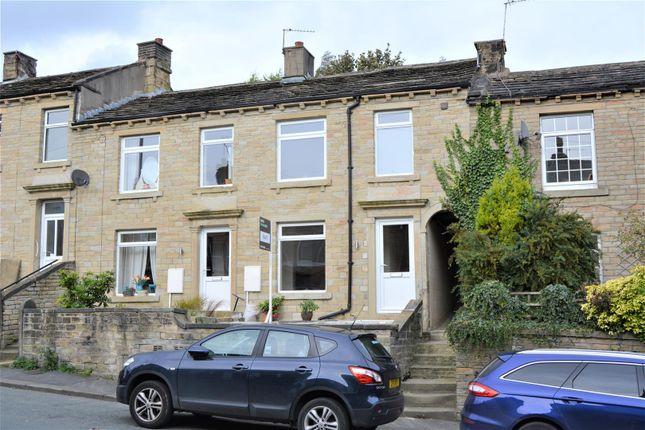 3 bed terraced house to rent in Longwood Gate, Longwood, Huddersfield HD3