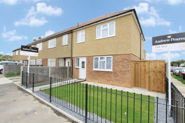 Thumbnail Semi-detached house for sale in Mahlon Avenue, Ruislip