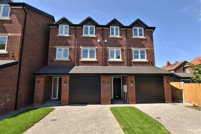 4 bed semi-detached house for sale in Goswell Place, Goswell Close, Offerton SK2