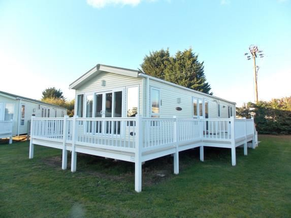 Thumbnail Bungalow for sale in Bure Park, Burgh Castle, Great Yarmouth