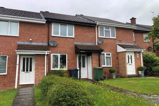 Thumbnail 2 bed property to rent in Lysley Close, Chippenham