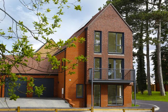 "Thumbnail Detached house for sale in ""Gainsborough"" at The Green, Upper Lodge Way, Coulsdon"