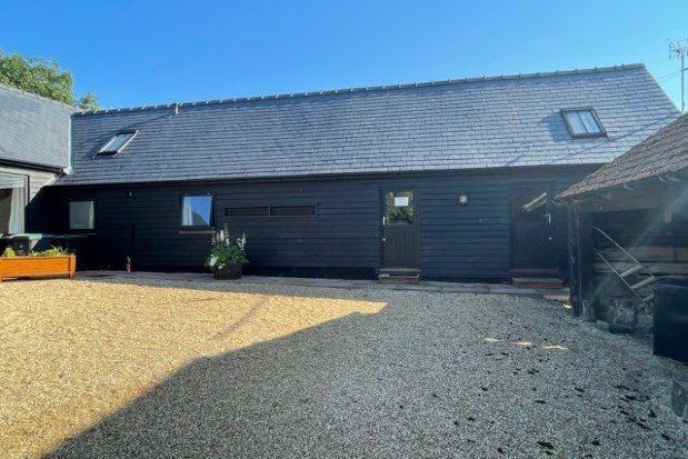 2 bed barn conversion to rent in Ickleton Road, Saffron Walden CB11