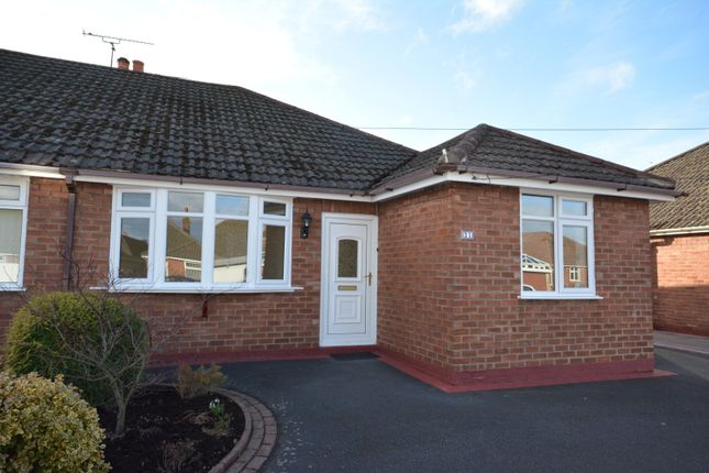 Thumbnail Semi-detached house to rent in Kipling Way, Crewe