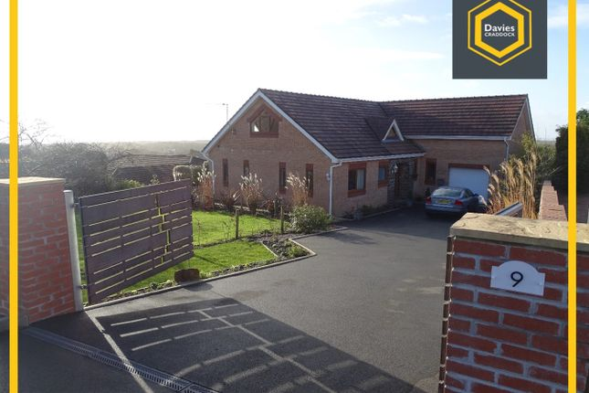 Thumbnail Detached house for sale in St Illtyd Rise, Pembrey, Burry Port