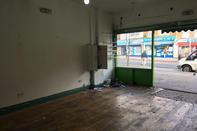 Thumbnail Retail premises for sale in Ground Floor Retail Unit, Harrow Road, Sudbury Town, Wembley