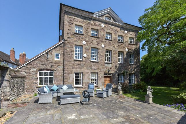 Thumbnail Detached house for sale in Harley House, 2 St. John Street, Hereford HR1..
