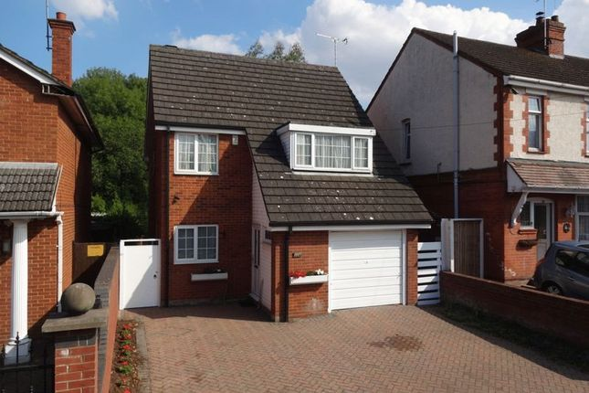 Thumbnail Detached house for sale in Compton Avenue, Leagrave, Luton