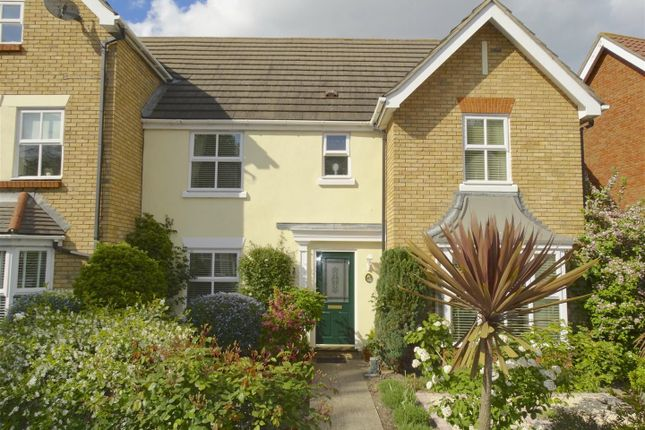 Thumbnail End terrace house for sale in High Street, Greenhithe